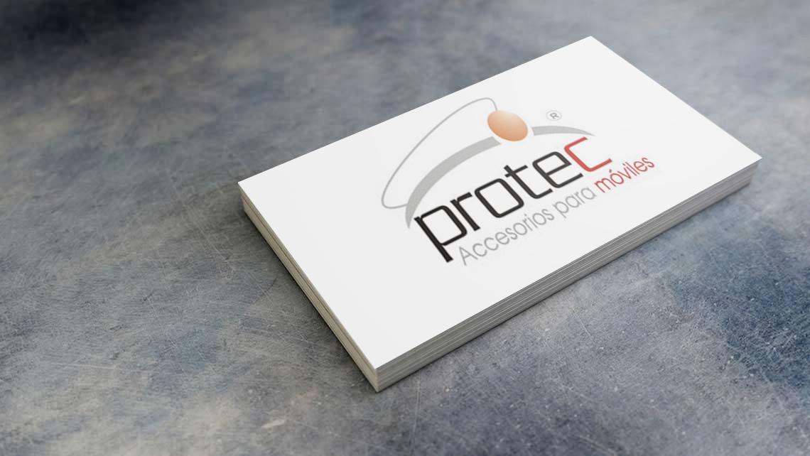 folletos empresa de seguridad logotipo empresa de alarmas
