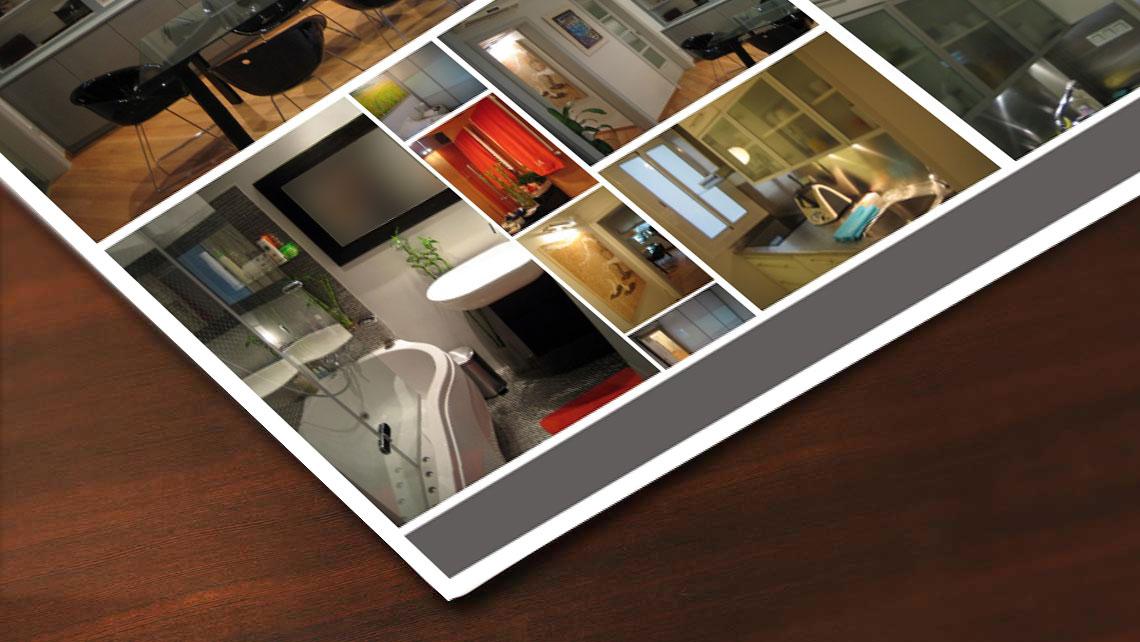 Dise o logotipos tiendas mobiliario dise o folletos de - Web de muebles ...